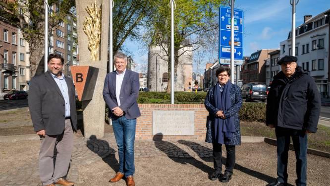 """Monument voor politieke gevangenen gerestaureerd: """"Vader zou fier geweest zijn"""""""