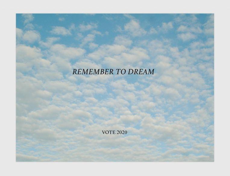Carrie Mae Weems: Remember to Dream(2020). Beeld Carrie Mae Weems via Jack Shainman Gallery, New York