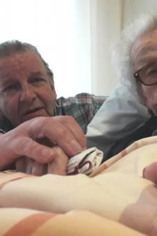 Louis Hekker blijft in Oisterwijk zijn vader Frits trouw: 'Wij maken het samen wel, hè jongen?'