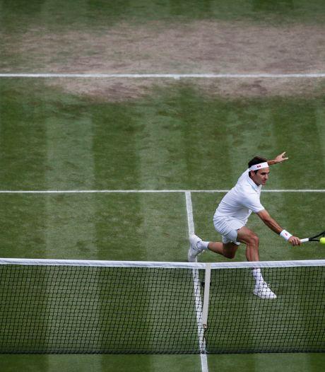 Tennispensioen van Federer nabij? 'Ik wil nog niet stoppen, maar dan heb je wel een doel nodig'