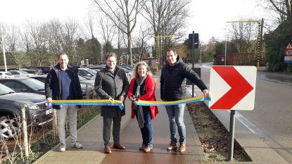 Vernieuwde Kleistraat en Oever officieel geopend