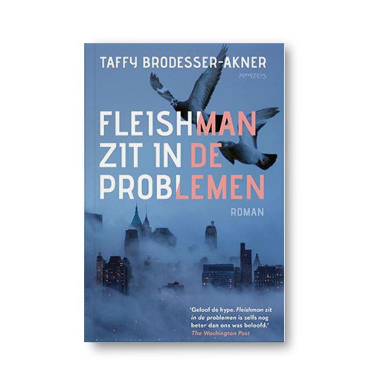 Fleishman zit in de problemen - Taffy Brodesser-Akner Beeld Uitgeverij Prometheus