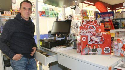 Inbrekers plunderen krantenkiosk station: zeker 15.000 euro aan sigaretten en krasloten