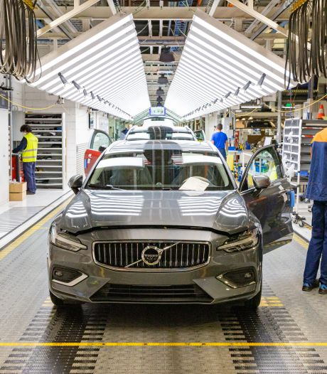 Volvo Cars fabriek gaat hele week dicht door aanhoudend tekort aan halfgeleiders