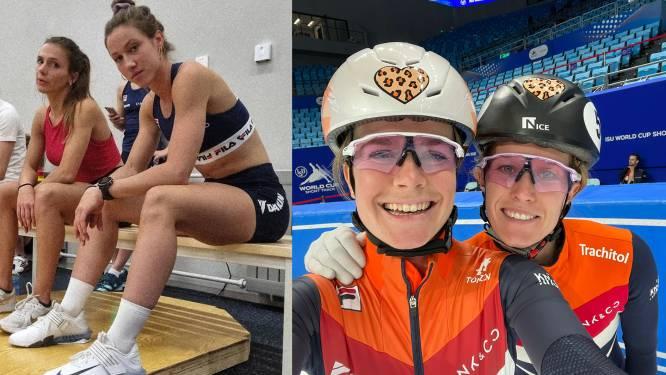 Nederlandse sporters ontdekken olympisch Peking: 'Het voelt niet als een gevangenis als er geen tralies zijn'