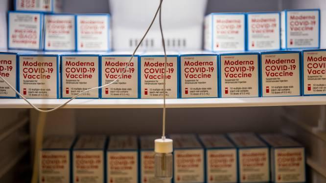 """Moderna betwist potentiële link met hartontsteking: """"Geen wetenschappelijk bewijs"""""""