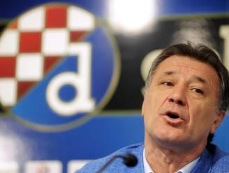 Voorzitter van Dinamo Zagreb vliegt maand achter tralies