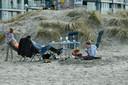 Deze mensen maken het extra gezellig (photo by Florian Van Eenoo/Photo News)