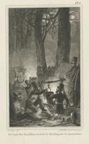 Jan Baptist Tetar van Elven (naar Johannes Steyn):'Soldaten tijdens de maaltijd', 1815-1889.