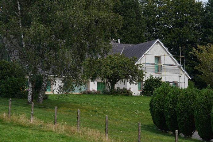 Le drame s'est produit au domicile familial situé rue de Houffalize, à Gouvy.