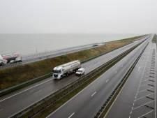 Aanpak Afsluitdijk en andere Friese projecten in gevaar door uitspraak stikstof