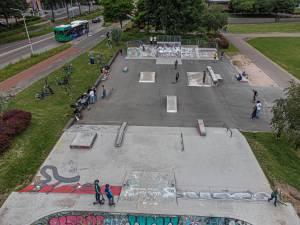 Dít willen skaters en steppers veranderen aan het skatepark in Zwolse Park de Wezenlanden