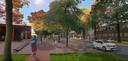 De Raadhuislaan heeft meer dan ooit de allure van een boulevard gekregen.