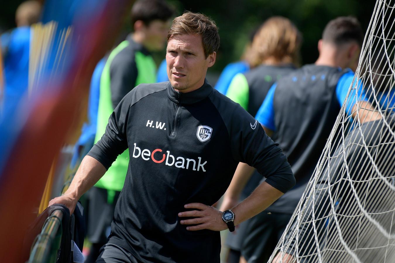 Genk-coach Hannes Wolf wacht al een hele tijd op Muñoz.