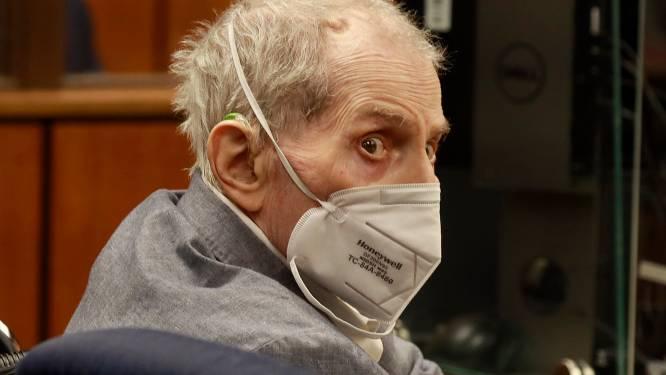 Amerikaanse vastgoedmiljonair schuldig aan moord die hij per ongeluk op tv bekende