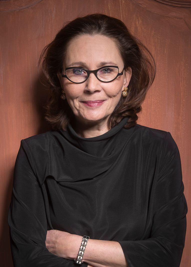 Claire Tillekaerts. Beeld Karel Duerinckx