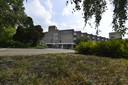 Asielzoekerscentrum Hooghagen in Hengelo.