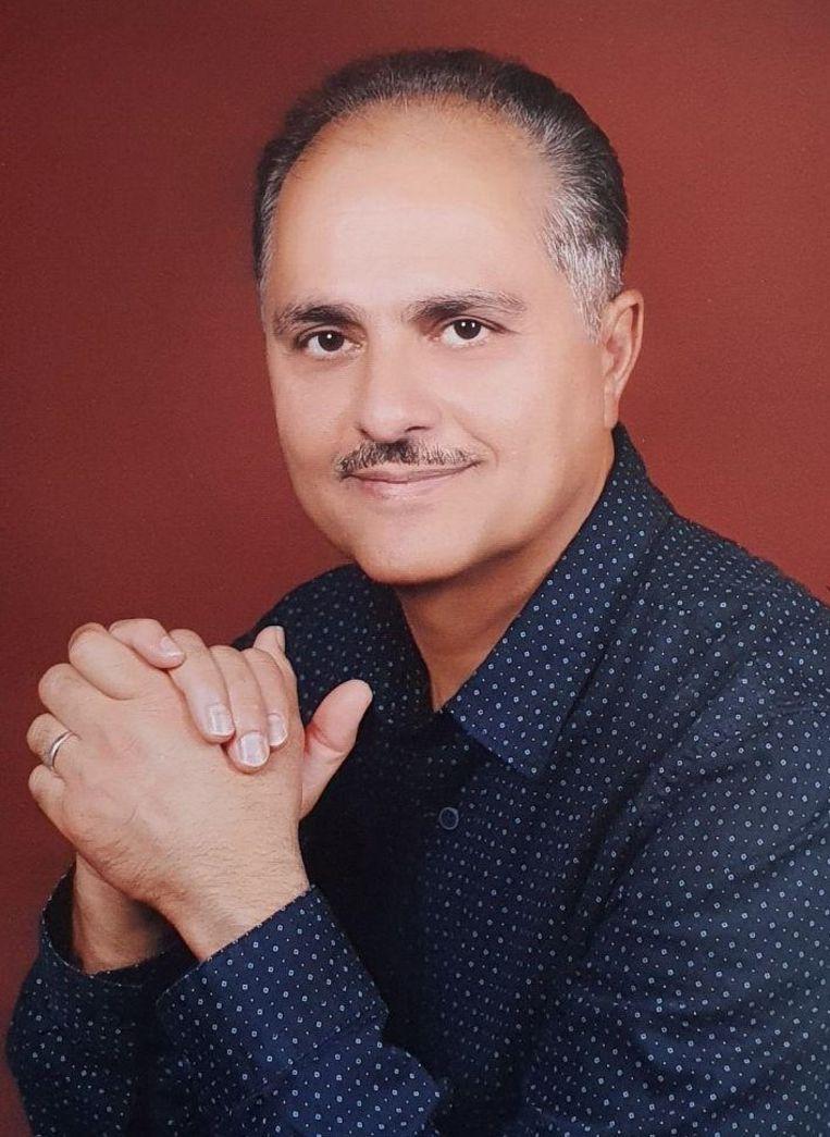Ali Abkar van Agriwatch. Beeld