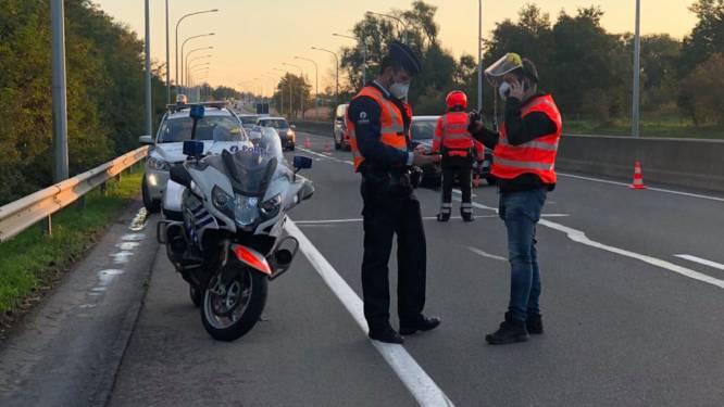 Verschillende inbreuken tijdens verkeerscontrole in Leuven