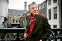Archieffoto uit 2006: Stadsdichter Jan Eijkelboom.