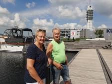Zwemverbod zorgt voor veel deining in Rijnhaven: 'Er mag ook niets!'
