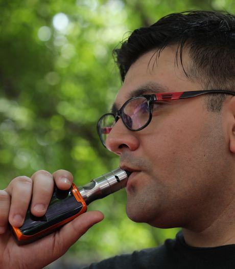 Longartsen: Geen enkele e-sigaret Nederland meer in