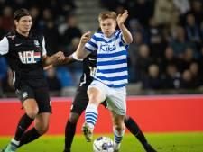 De Graafschap stelt teleur tegen FC Eindhoven