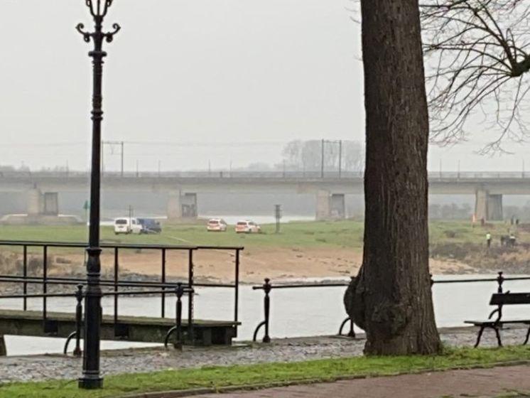 Lichaam gevonden in de IJssel bij Deventer