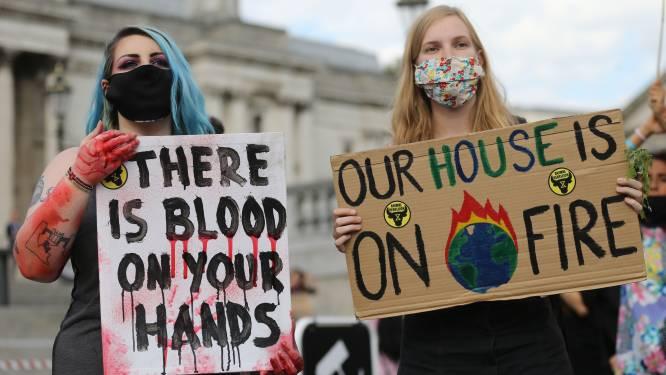 Jongeren spannen klimaatzaak aan tegen 33 landen bij Europees Hof voor de Rechten van de Mens