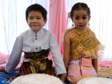 """Ces jumeaux de six ans se sont dit """"oui"""""""