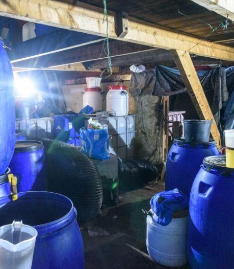 Rechtszaak over grote drugslab in Baarle-Nassau aangehouden