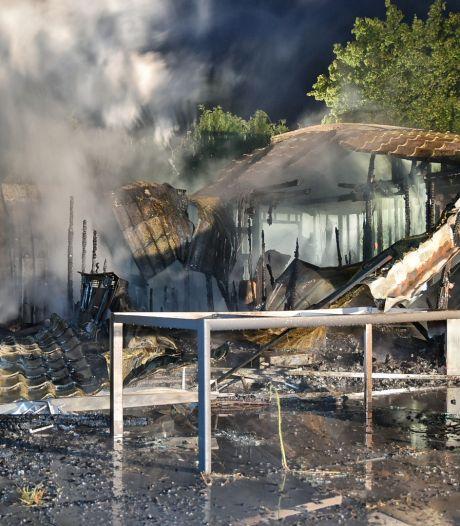 Eigenaar Streekpark Klein Oisterwijk ziet geen verband tussen twee branden: 'Ik vind het echt verschrikkelijk'