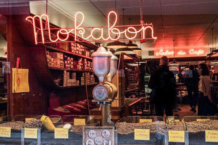 Mokabon in Gent.