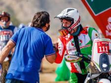 Décès du motard français Pierre Cherpin des suites de sa chute au Dakar