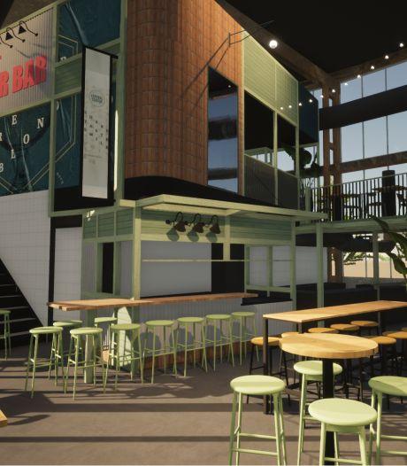 Nieuwe eethal bij station Tilburg gaat voorlopig niet open door tekort aan materiaal en personeel