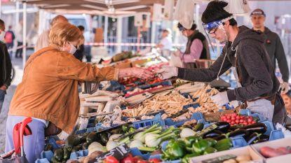 Wekelijkse markt lokt zo'n 1.250 bezoekers