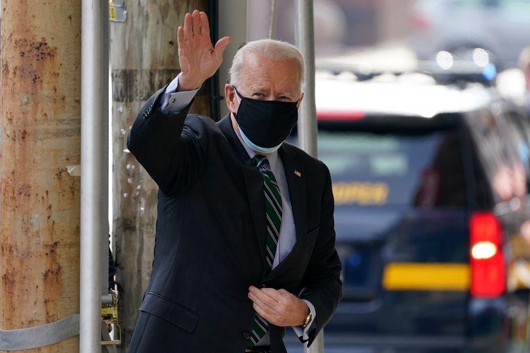 President-elect Joe Biden  Beeld AP