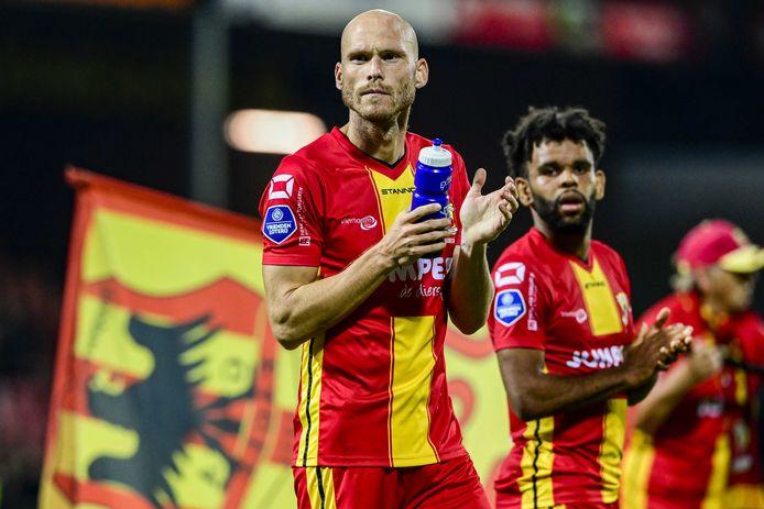 Gerrit Nauber en Ogechika Heil hebben gemengde gevoelens na de nederlaag van GA Eagles.