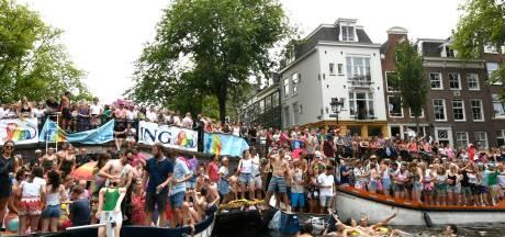 Pride Amsterdam gaat door 'met plezier en overtuiging' maar zonder botenparade