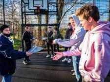Ondernemers en jeugdwerk roepen Bodegraafse ouders op: houd je kinderen thuis!