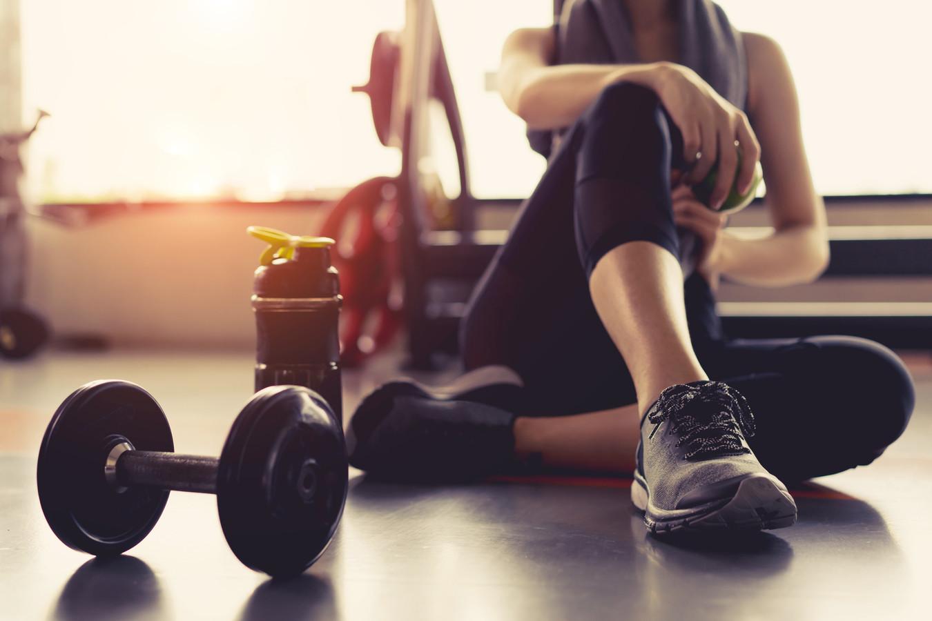 Als je zwaar sport, moet je goed eten.