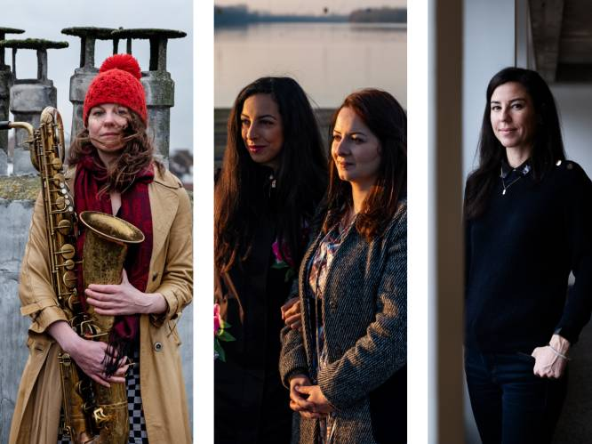 """4 powervrouwen die de top bereikten in een mannenwereld: """"Soms moeten mijn kinderen me missen, maar ze krijgen een gelukkigere mama"""""""