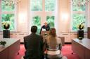 Irene en Mark van Moorsel trouwden op 22 juni 2012