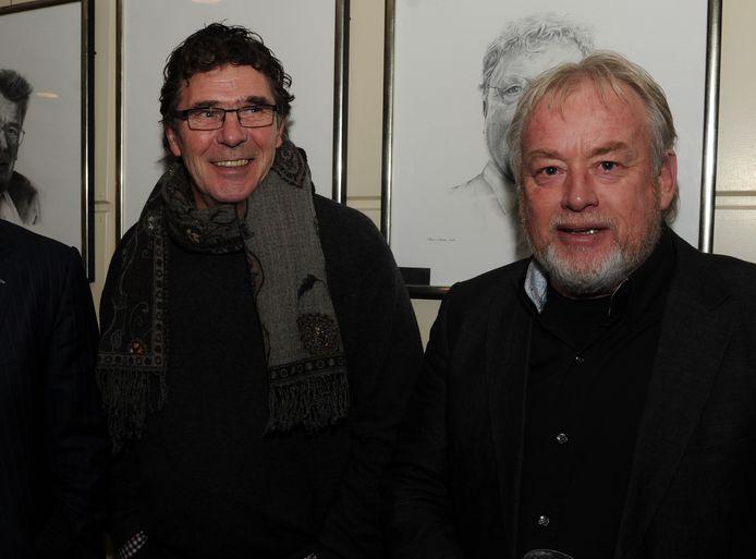 Van Hanegem en Van der Horst.