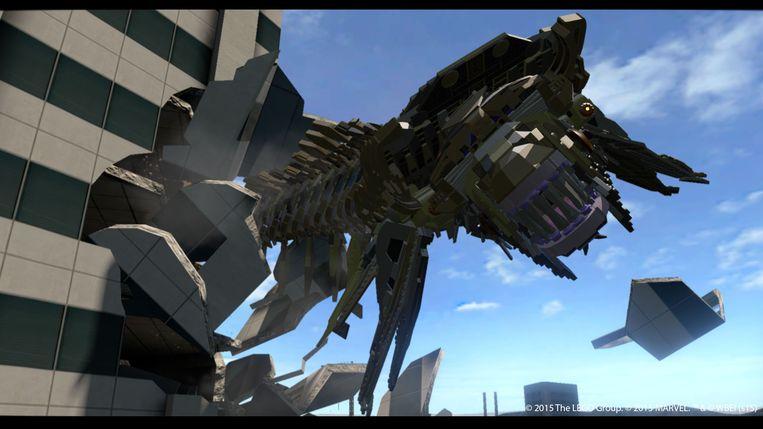 Leviathan. Beeld WB Games