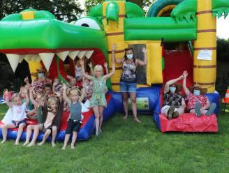 Kinderen ontspannen zich op vierde editie van de Bibnick