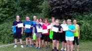 Loopclub Presto organiseert met succes 'start to run': 9 deelnemers behalen diploma