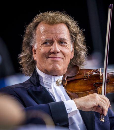André Rieu geeft derde kerstconcert in Maastricht
