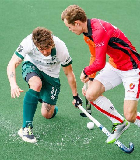 Mannen Oranje-Rood na 1-3 voorsprong alsnog onderuit in Rotterdam