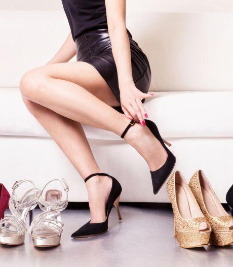 100 ans de chaussures à talons